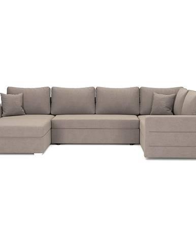 Rohová sedacia súprava Fado L Blanca 2305