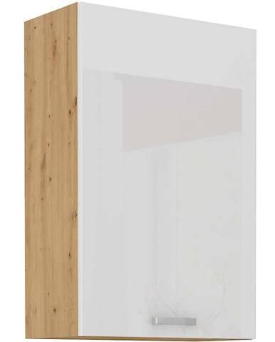 Skrinka do kuchyne ARTISAN biela lesklá 60G-90 1F