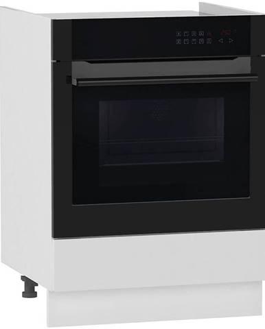 Skrinka do kuchyne Alvico DK60 S/1 luxe blanco BB
