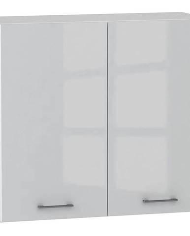 Skrinka do kuchyne Alvico W80 luxe blanco BB