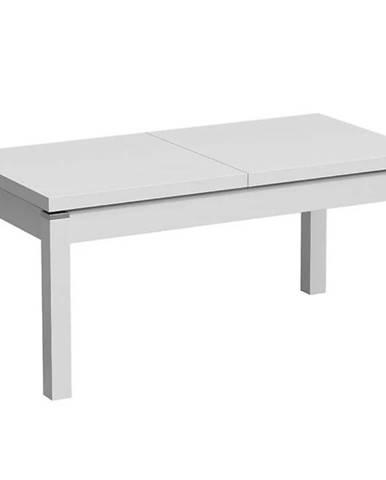 Konferenčný stolík Kleopatra white