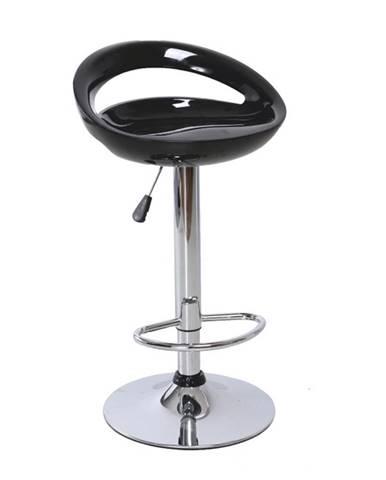 Dongo HC-104 New barová stolička čierna