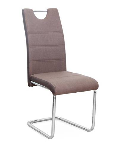 Izma jedálenská stolička hnedá