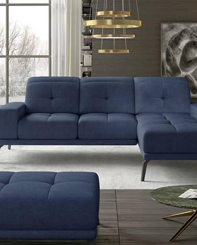 Tirreno P rohová sedačka modrá (Soro 76)