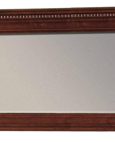 Raweno R-L1 rustikálne zrkadlo na stenu toffi