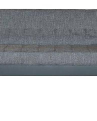 Vegas 3R+1+1 rozkladacia sedacia súprava magma gray