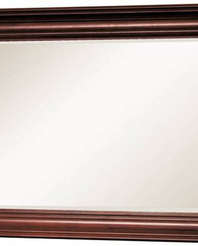 Wersal W-L1 rustikálne zrkadlo na stenu wenge