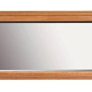 Kinga rustikálne zrkadlo na stenu drevo D3