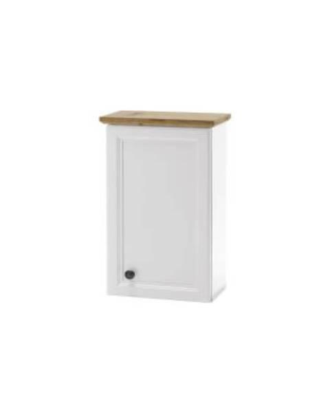 Kondela Toskana nástenná skrinka do kúpeľne biela