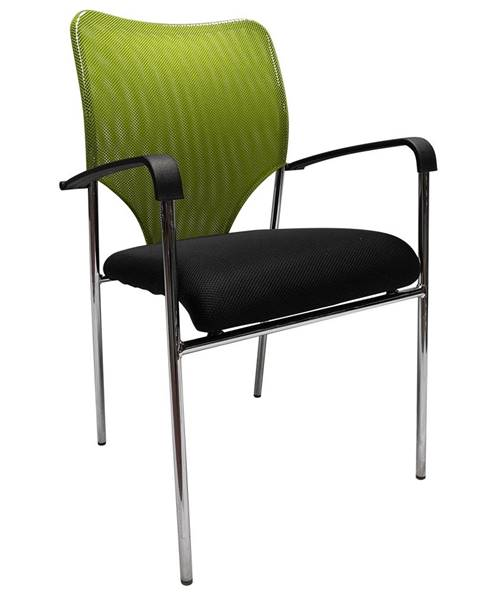 Kondela Umut konferenčná stolička zelená