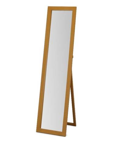 Aida New stojace zrkadlo dub