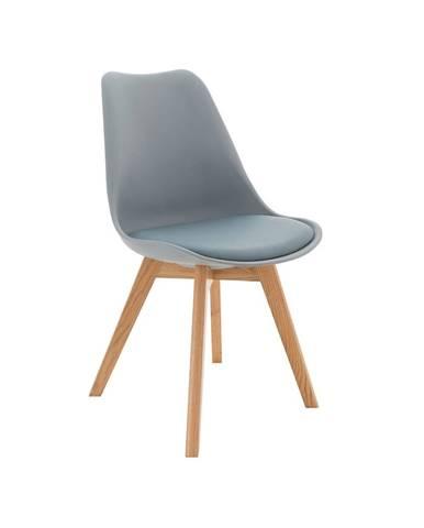 Bali 2 New jedálenská stolička sivá