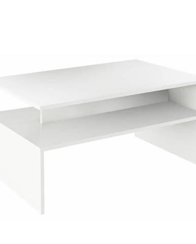 Damoli konferenčný stolík biela