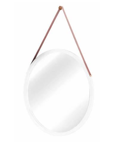 Lemi 1 zrkadlo na stenu biela