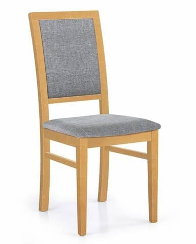 Sylwek 1 jedálenská stolička dub medový
