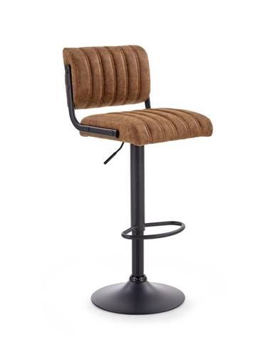 H-88 barová stolička hnedá