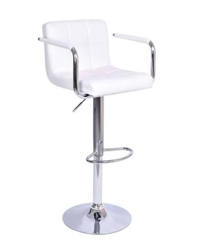 Leora 2 New barová stolička biela