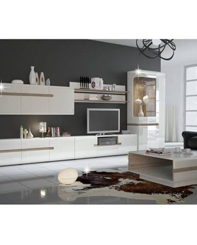 Lynatet obývacia izba biela
