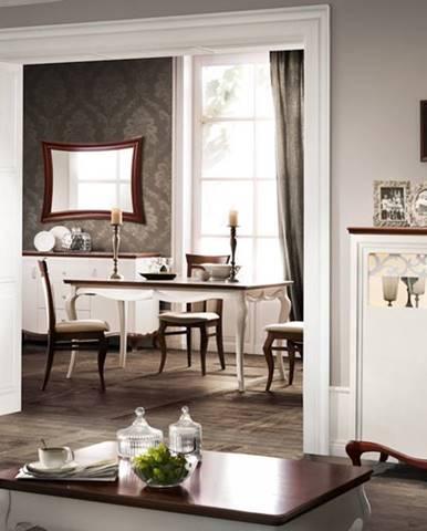 Milano rustikálna jedáleň biela