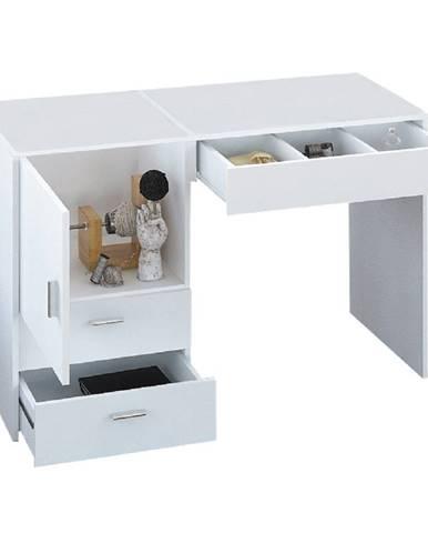 Tailor viacúčelový stôl pre krajčírky biela