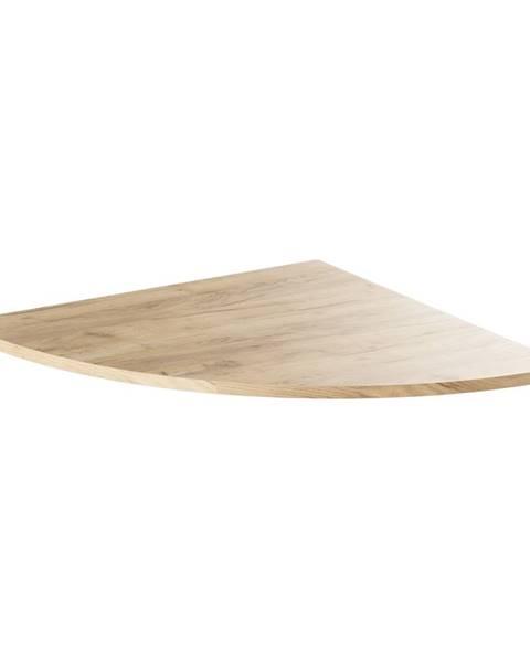 Tempo Kondela Rioma Typ 13 rohová spojka k písaciemu stolu dub artisan