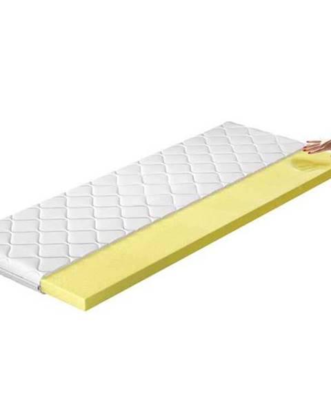 NABBI Vitano 90 obojstranný penový matrac (topper) pamäťová pena