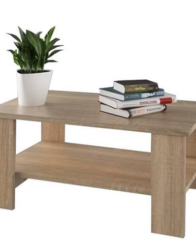 Bernardo konferenčný stolík dub sonoma