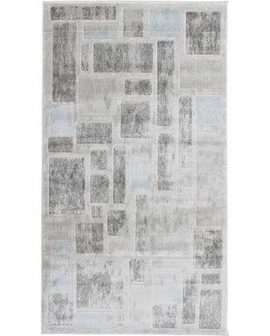 Heather koberec 133x190 cm svetlosivá