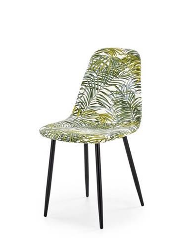 K317 jedálenská stolička kombinácia farieb