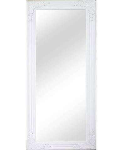 Malkia Typ 8 zrkadlo na stenu biela