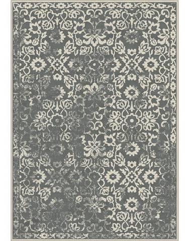 Moria koberec 200x300 cm tmavosivá