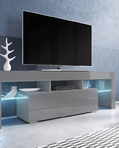 Toro 138 tv stolík sivá