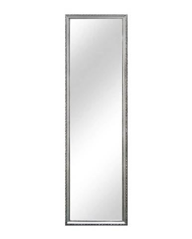 Malkia Typ 3 zrkadlo na stenu strieborná