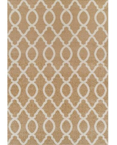 Nala koberec 100x150 cm béžová