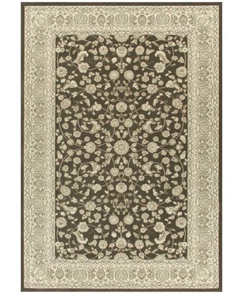 Kondela Azir koberec 133x190 cm tmavosivá