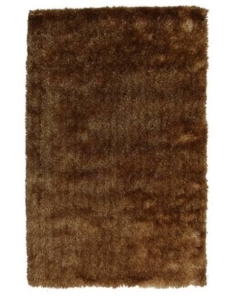 Kondela Deland koberec 170x240 cm hnedozlatá