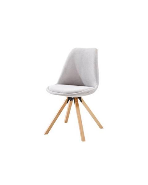 Tempo Kondela Sabra jedálenská stolička sivá