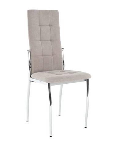 Adora New jedálenská stolička hnedá