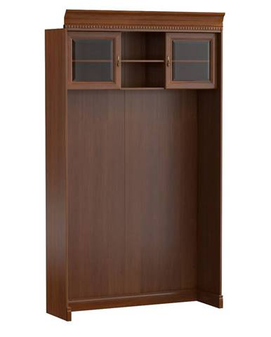 Barcelona BA-P1 rustikálny panel k tv stolíku s osvetlením nový orech