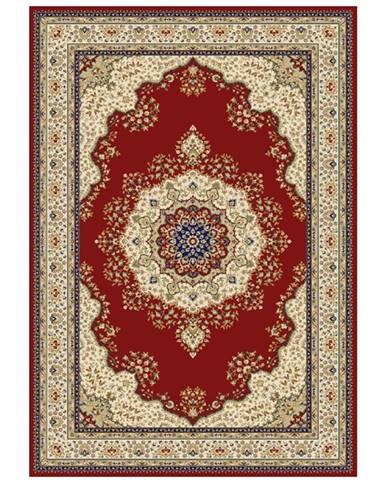 Kendra Typ 3 koberec 133x190 cm vínovočervená