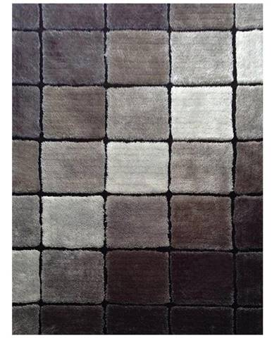 Ludvig Typ 2 koberec 140x200 cm sivá