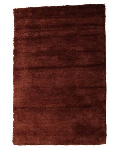 Luma koberec 100x140 cm bordovohnedá