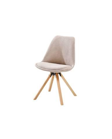 Sabra jedálenská stolička béžová