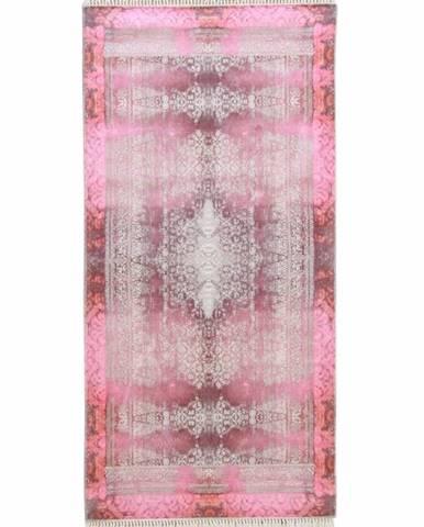 Veldar koberec 80x150 cm vínovočervená