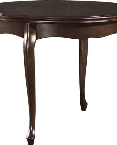 Verona V-2 rustikálny rozkladací jedálenský stôl hnedá