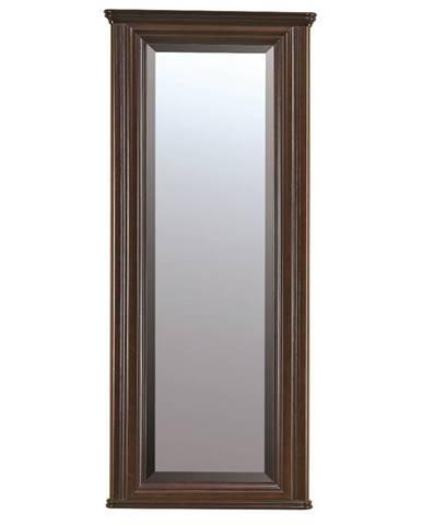 Wersal W-LP rustikálne zrkadlo na stenu wenge