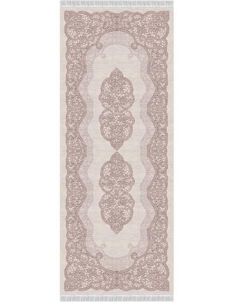 Tempo Kondela Larimer koberec 80x200 cm krémová