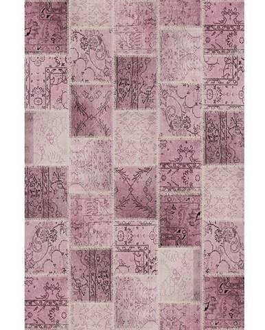 Adriel Typ 3 koberec 80x150 cm ružová