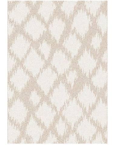 Libar koberec 133x190 cm krémová