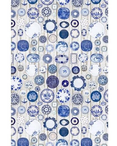 Parlin koberec 160x230 cm modrá
